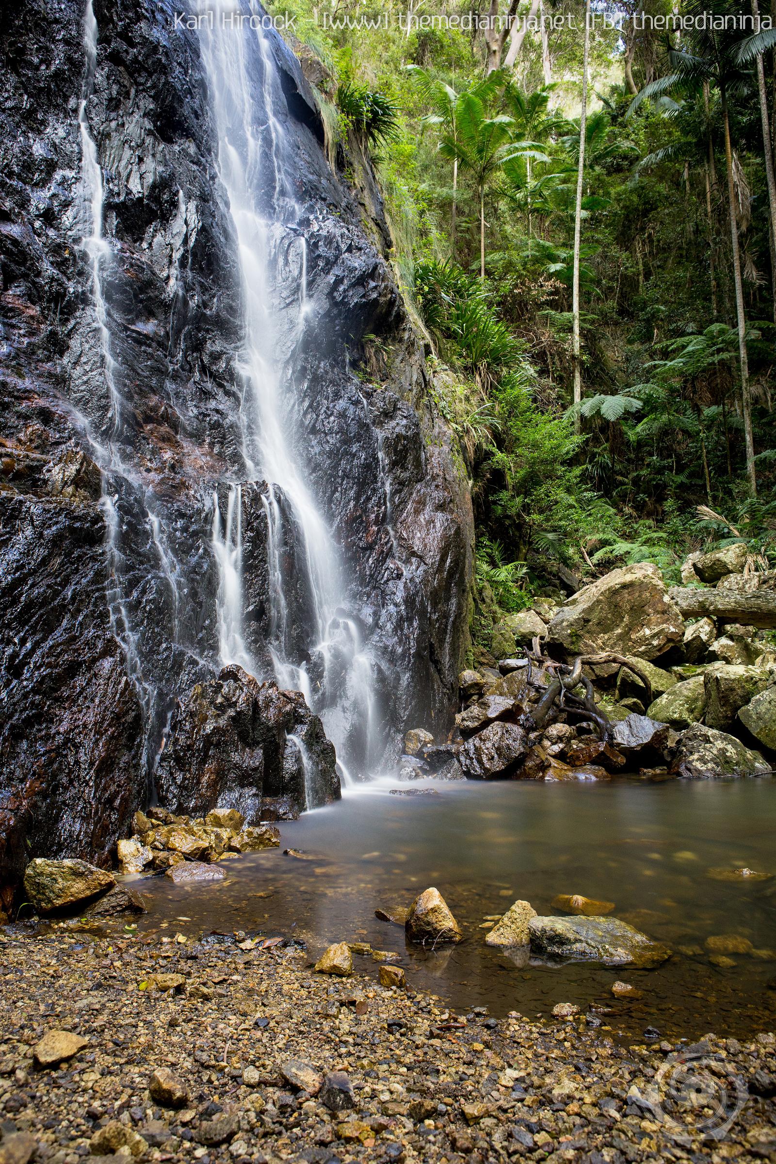 Ballenjiu falls