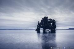 Hvítserkur Iceland