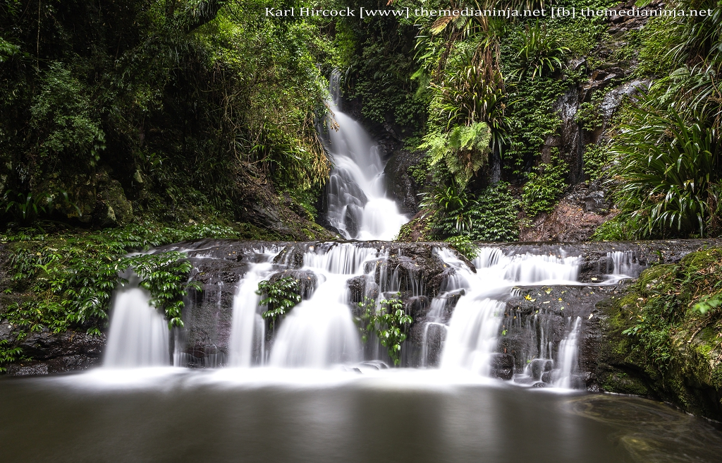 Elabana Falls Lamington
